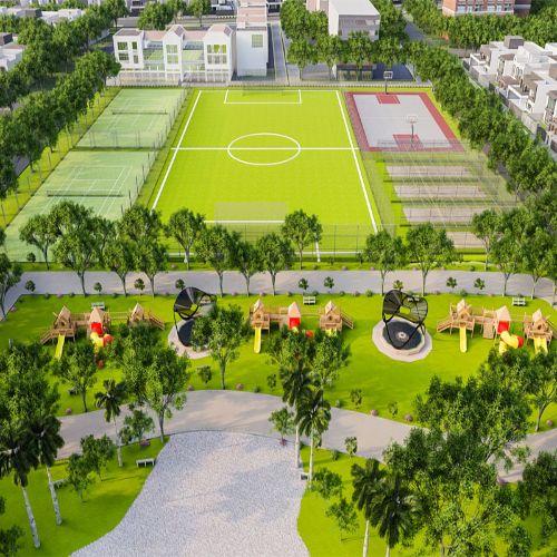 D. I. Khan New City Sport Facilities