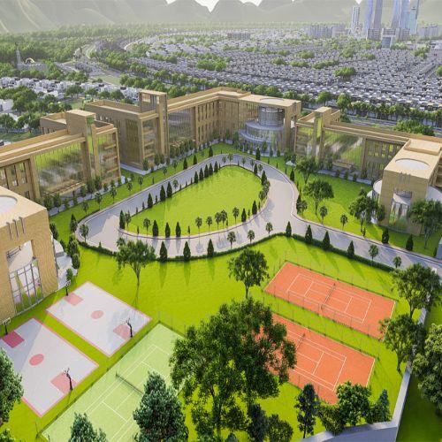 D. I. Khan New City Educational Square