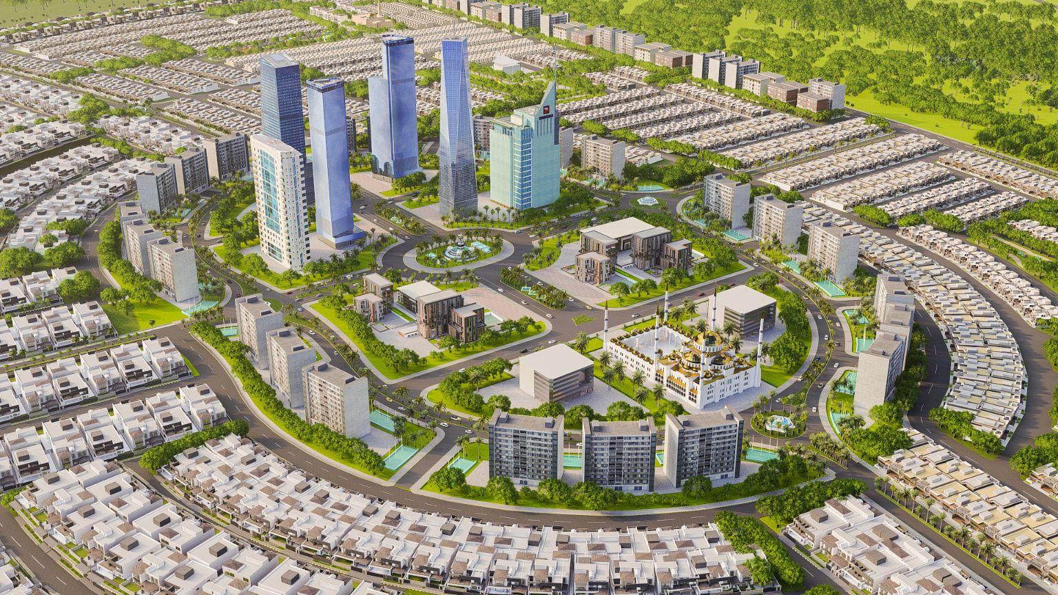 D. I. Khan New City