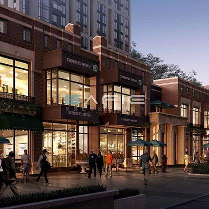 D. I. Khan New City Commercial Square